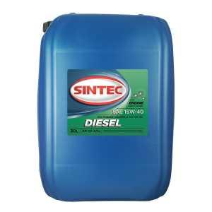 SINTEC Diesel CF-4 SAE 15w40 API CF-4/CF/SJ