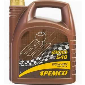 PEMCO iPOID 548 SAE 80W-90, API GL-4