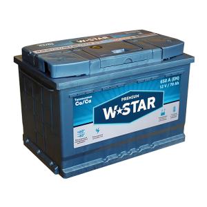 W-star 6СТ - 70 АЕ
