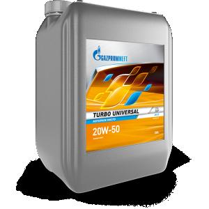 Gazpromneft Turbo Universal 20W-50