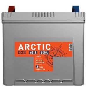 TITAN ARCTIC ASIA 65