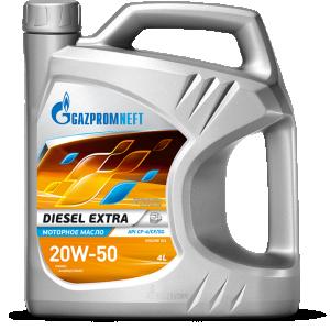 Gazpromneft Diesel Extra 20W-50