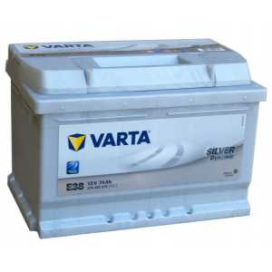 VARTA 74 Silver