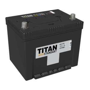 TITAN ASIA ST 62