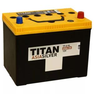 TITAN ASIASILVER 77