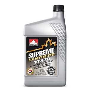 SUPREME SYNTHETIC 10W-30 12X1L CASE