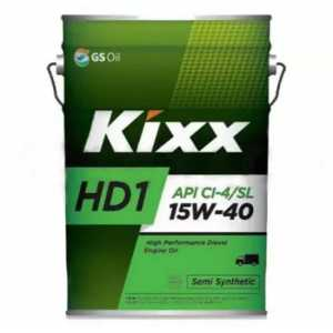 KIXX HD1 15W-40