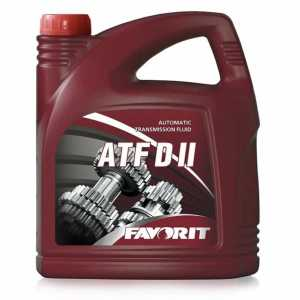 Favorit ATF D II