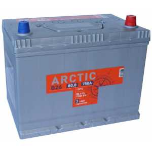 TITAN ARCTIC ASIA 80