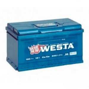 WESTA 6СТ - 140 АЕ