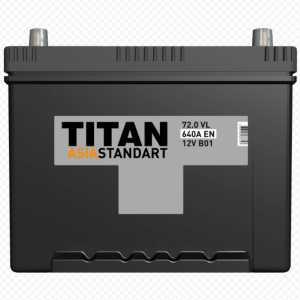 TITAN ASIA ST 72