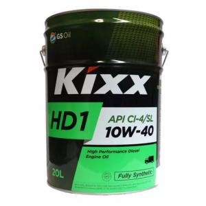 KIXX HD1 10W-40