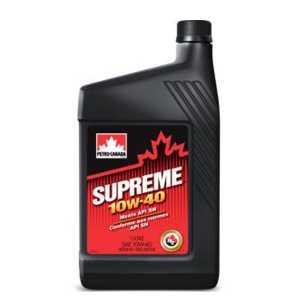 PETRO CANADA SUPREME 10W-40 12x1L CASE