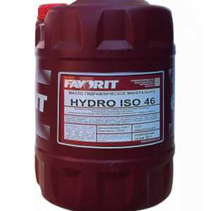 Favorit Hydro ISO 46 ISO 46; ISO HM; DIN 51524/p.2-HLP,HM 46