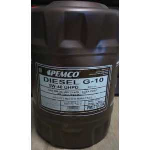 PEMCO DIESEL G-10 SAE 5W-40