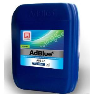 ЛУКОЙЛ AdBlue для снижения выбросов дизельных двигателей