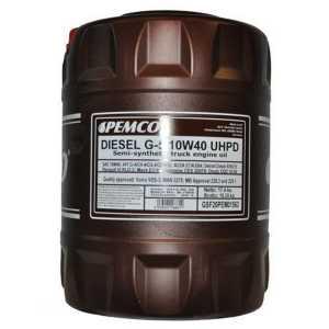 PEMCO DIESEL G-5 SAE 10W-40