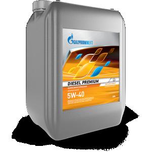 Gazpromneft Diesel Premium 5W-40