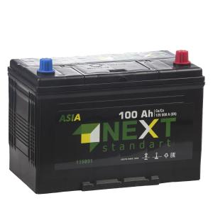 NEXT 6СТ - 100 АЕ JIS