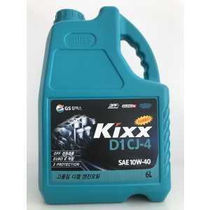 Kixx D1 CJ-4 EURO 6 (DPF) 10W 40