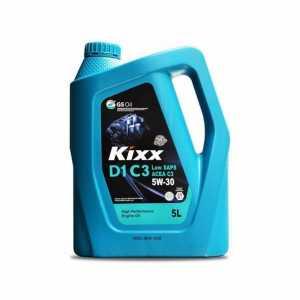 Kixx D1 C3 5 W 30