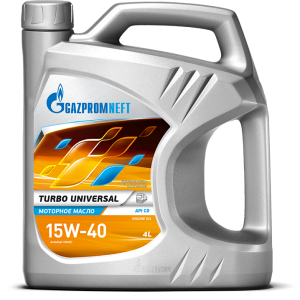 Gazpromneft Turbo Universal 15W-40
