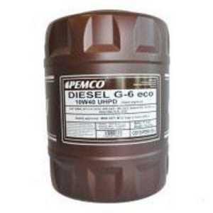 PEMCO DIESEL G-6 ECO SAE 10W-40