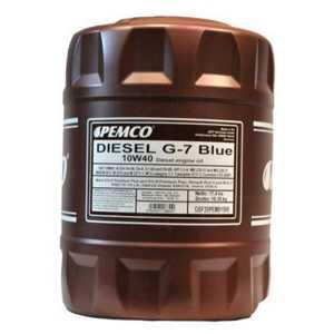 PEMCO DIESEL G-7 BLUE SAE 10W-40