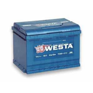 WESTA 6СТ - 74 АЕ