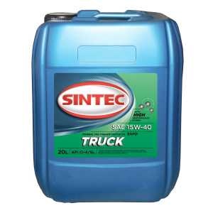 SINTEC TRUCK SAE 15w40 API CI-4/SL
