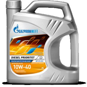 Gazpromneft Diesel Prioritet 10W-40