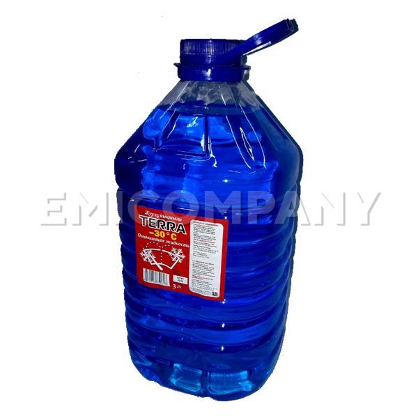 Стеклоомывающая жидкость