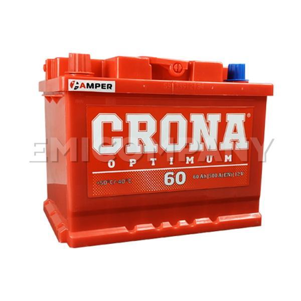 CRONA 6СТ - 60 АЕ Т/К