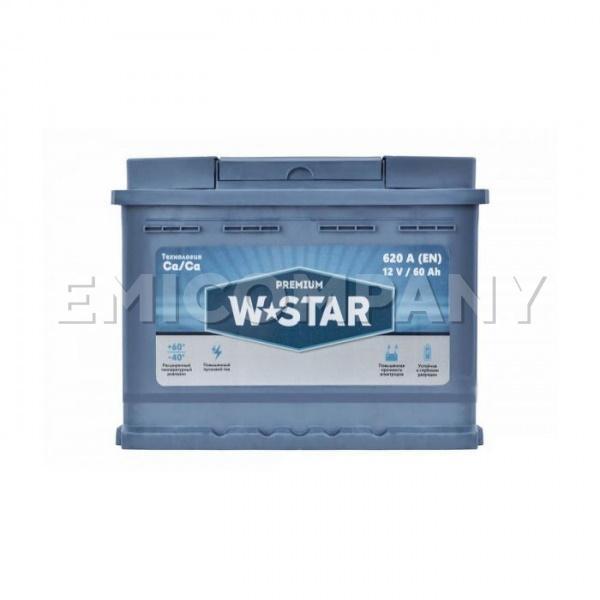 W-star 6СТ - 60 АЕ